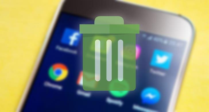 Как удалить ненужные приложения на андроиде: простой способ