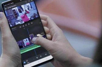 приложения для монтажа видео на телефоне